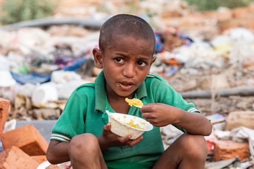 Mission: No Child Hungry