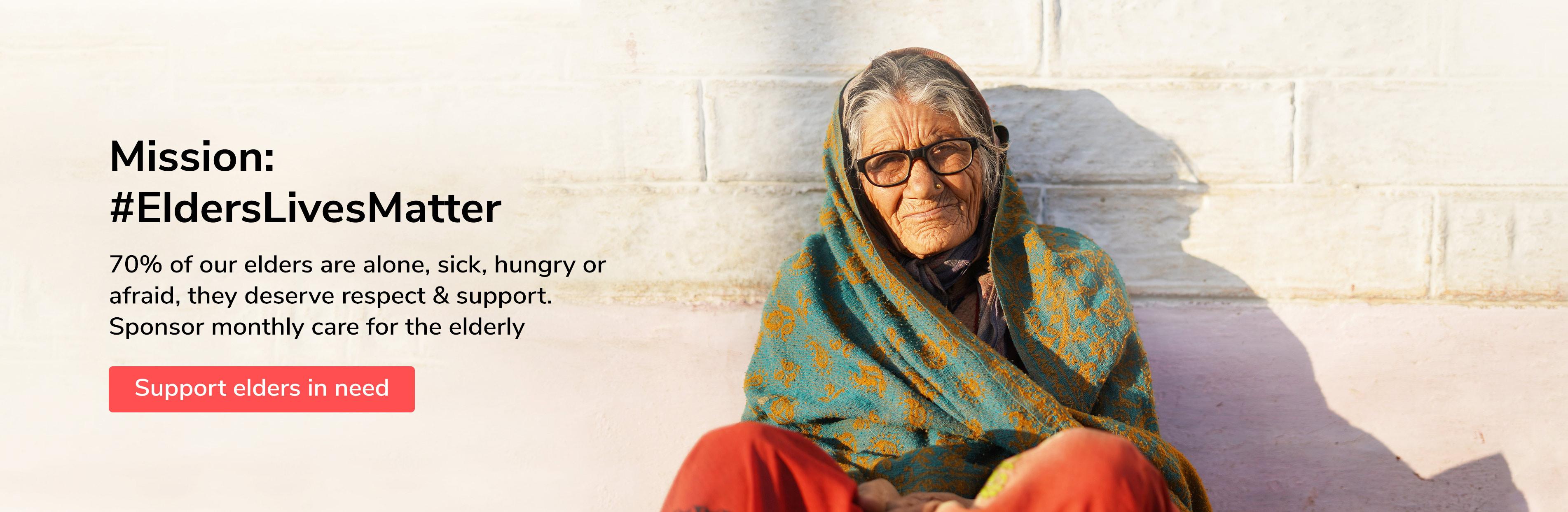 Mission: Elders Lives Matter