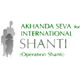 Akhanda Seva for International Shanti (Operation Shanti) Logo