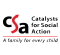 Catalysts For Social Action Logo