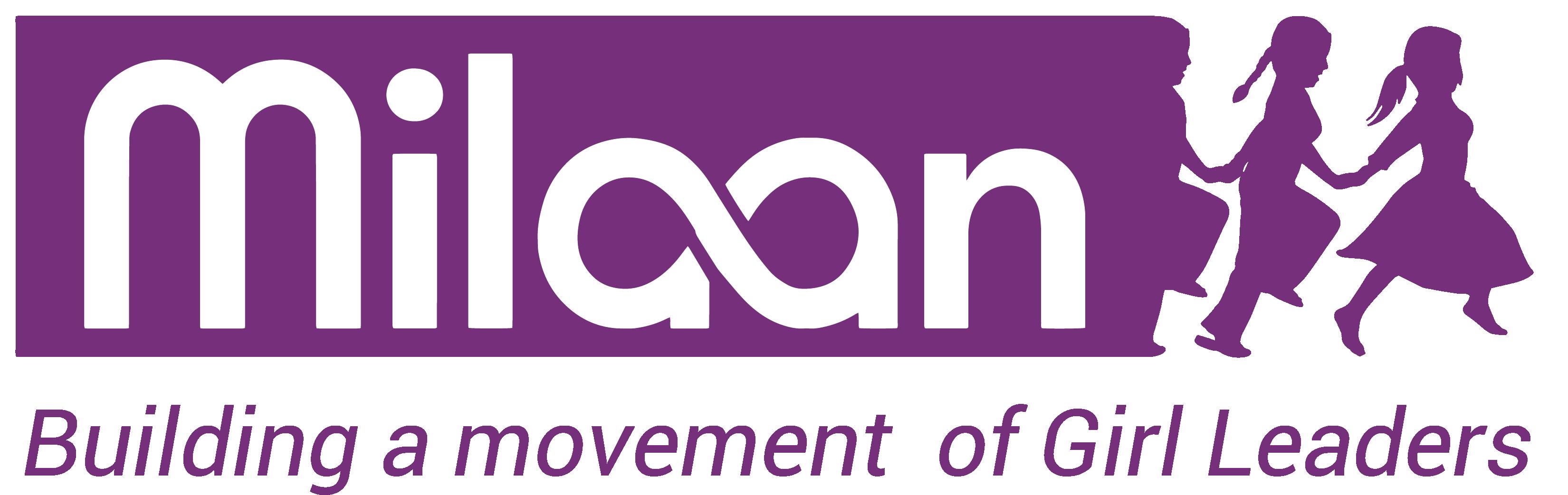 Milaan Be The Change Logo