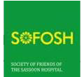 Society of Friends of the Sassoon Hospitals (SOFOSH) Logo