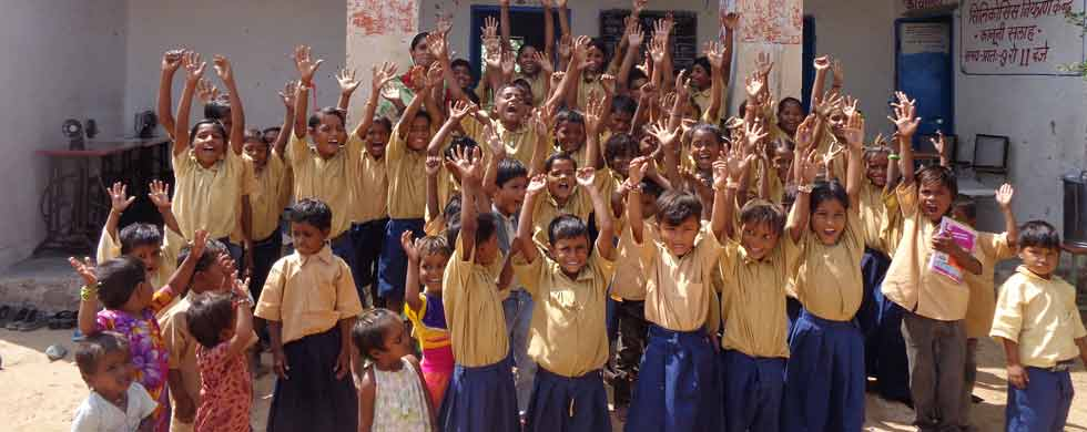Educate a poor girl child from a remote village for a year