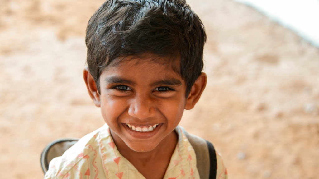 Educate a poor rural child