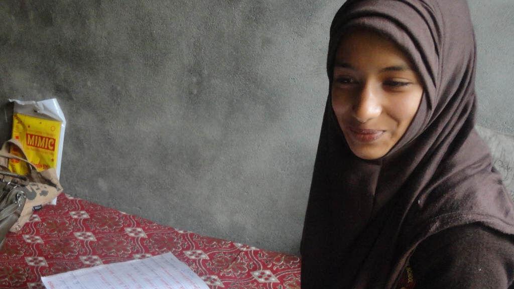 Educate an underprivileged child in Kashmir