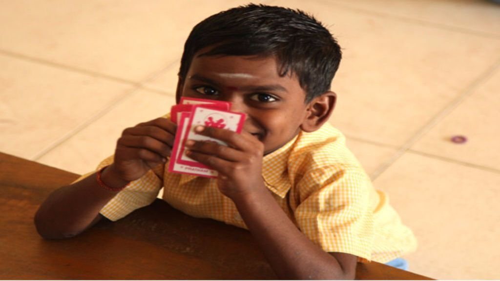 Help the cognitive development of a rural child