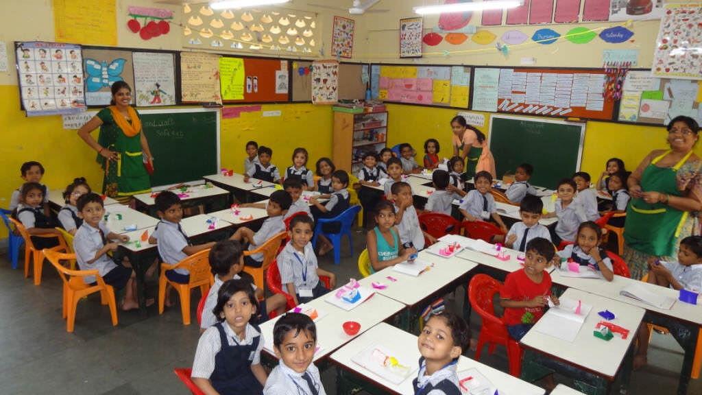 Kickstart the educational journey of a child