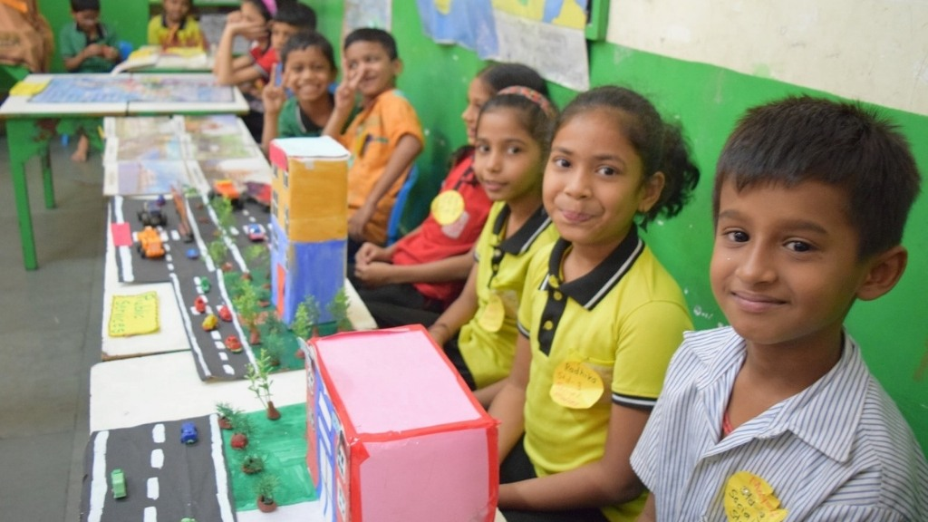 Provide quality education to children