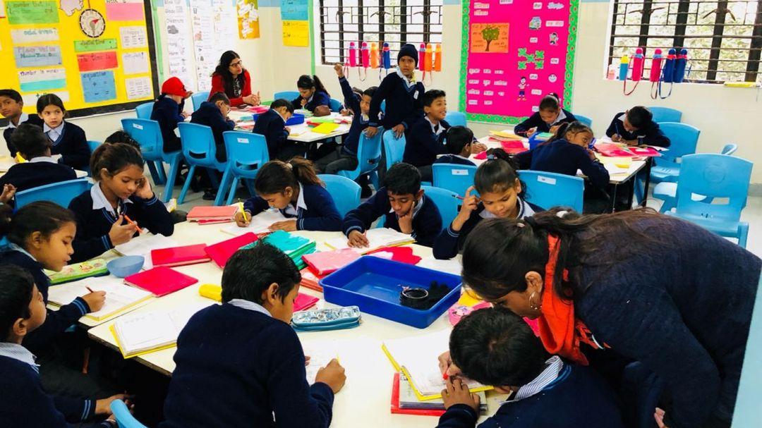 Sponsor education of kids