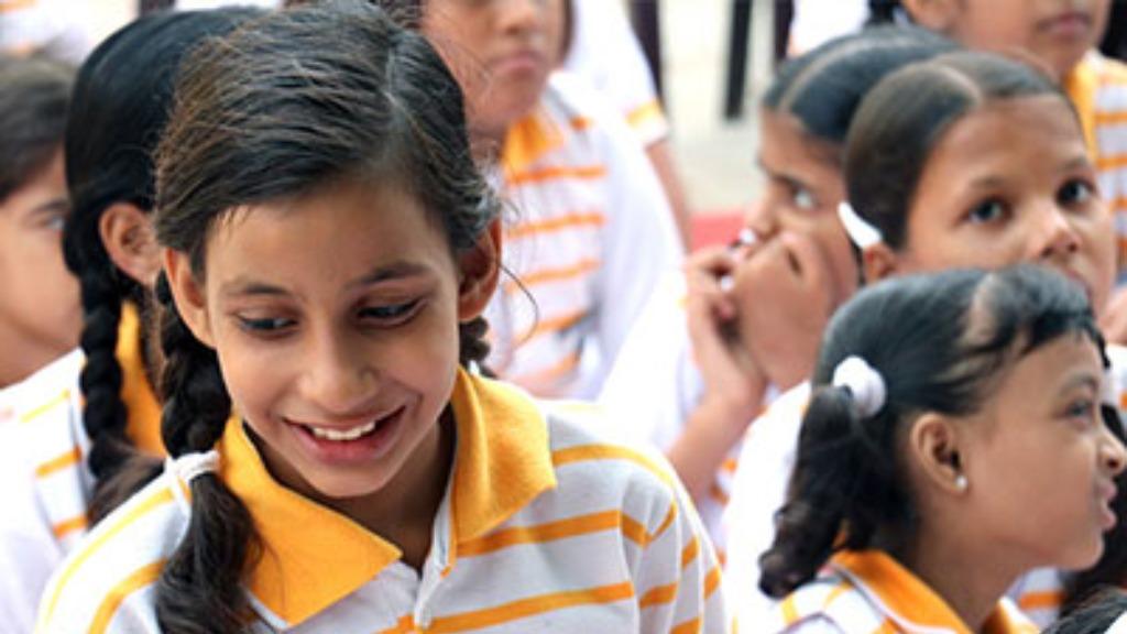 Sponsor formal education of a poor girl