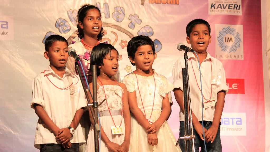 Sponsor the Inter-orphanage talent festival - Nakshatra
