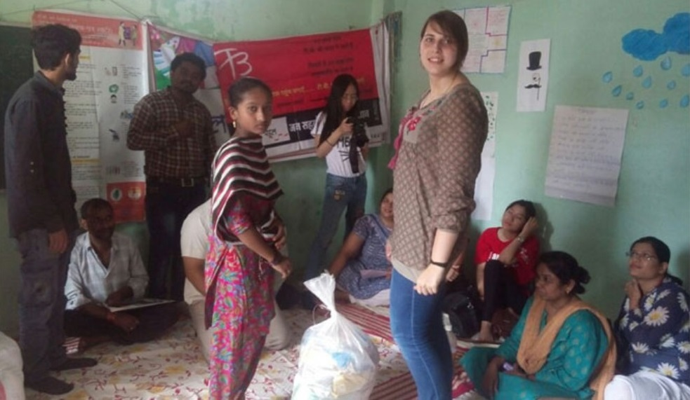 Sponsor two months nutrition support for a poor T.B. Patient