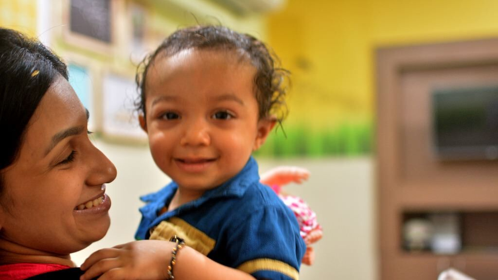 Support migrant cancer affected children with monthly rations
