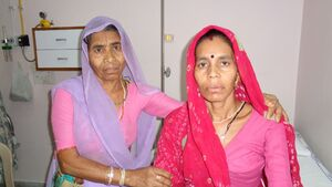 Help rural woman get access to gynecology care