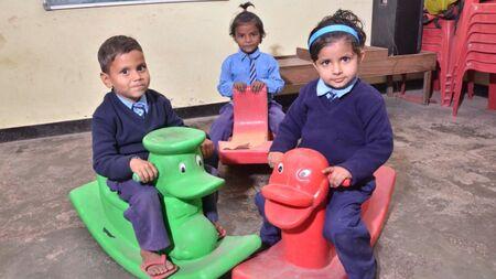 Educate underprivileged rural children