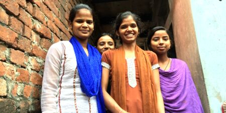 Empower a girl to fight social barriers