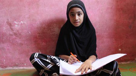 Gift a scholarship to girl child in Mumbai