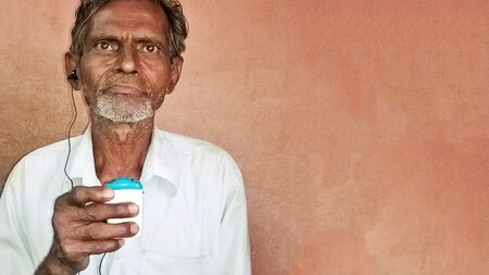 Sponsor a hearing aid to help a poor hearing impaired person
