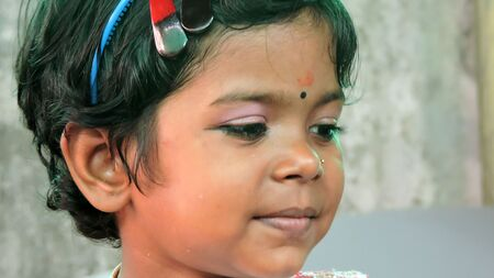 Sponsor educational expenses for a child from a poor family