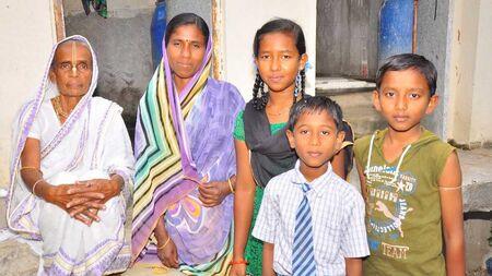 Sponsor hygiene kits for poor families