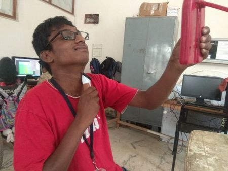 Sponsor lifeskills training to the differently abled